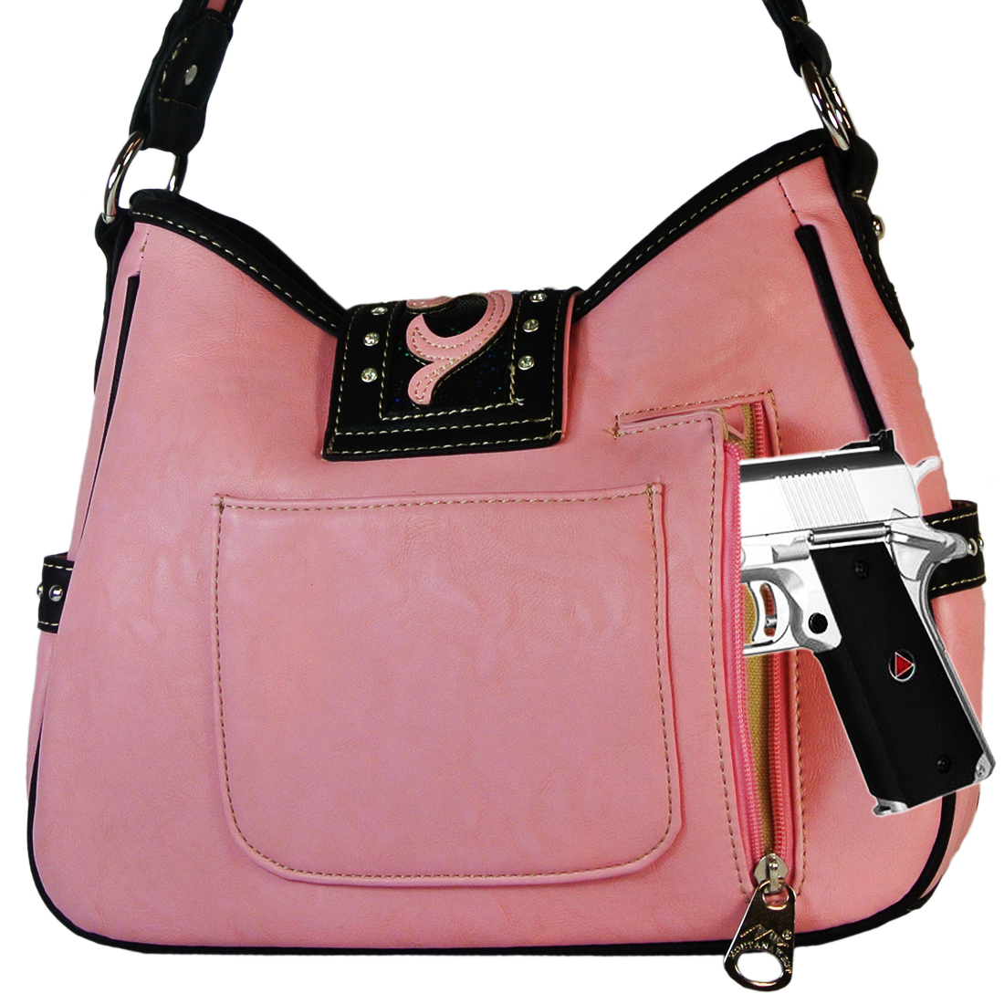 Pistol Ng Mommas Love Montana West Concealed Carry Purses
