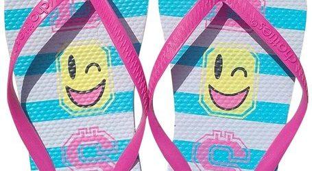 girl boss flip flops